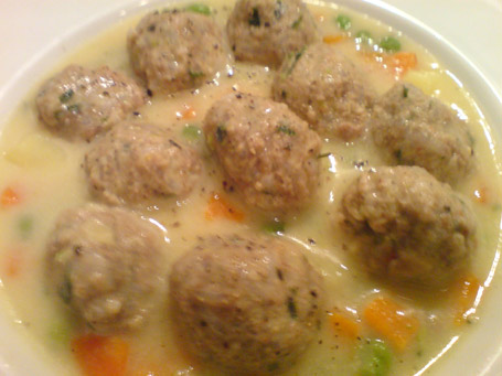 Non Meat Meatballs